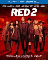 red 2 blu ray New on DVD/Blu ray: Red 2, Jobs, The Canyons and More
