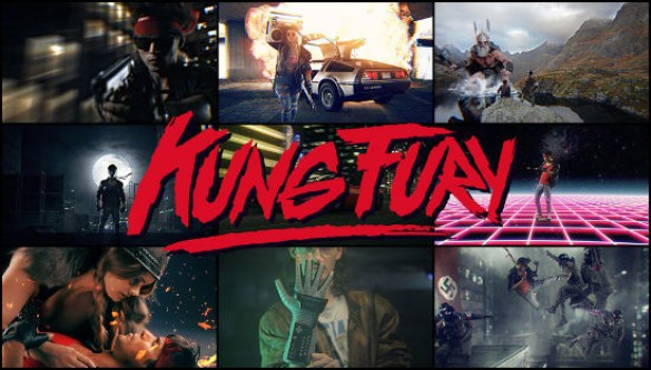 Kugn%20Fury%20(585%20x%20333) Kung Fury Trailer: Finally, a Movie Starring Hitler, Thor, Robots, Dinosaurs and More