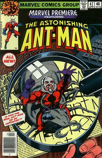 Marvel Premiere 47 Marvel Studios Countdown: Which Ant Man Is Paul Rudd Playing?
