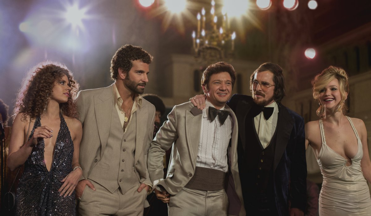 Golden Globe Nominations: '12 Years a Slave' and 'American Hustle' Score Big...