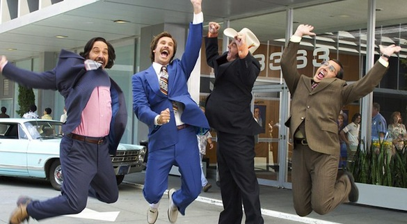 anchorman best comedy Anchorman Is Still the Greatest Comedy of the 21st Century