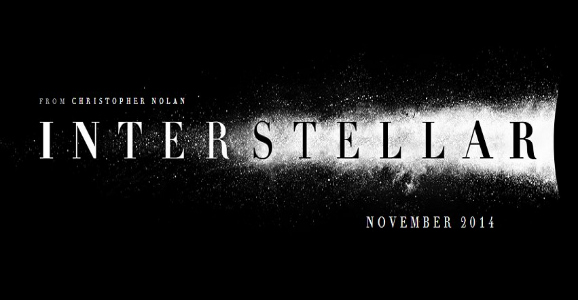 christopher nolan interstellar logo november 2014 Interstellar Teaser Trailer: Christopher Nolans Space Epic Delivers a Brilliant Tease