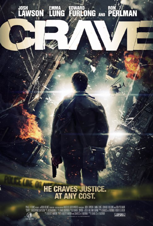 crave poster Ron Perlman on the Thriller Crave and His Increasingly Big Career in Independent Films