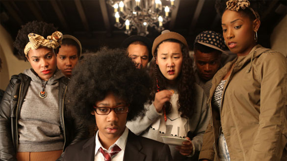 dear white people crop Update: Sundance Midnight Movies Include Teachers vs. Infected Kids, a Return of Nazi Zombies and More Craziness