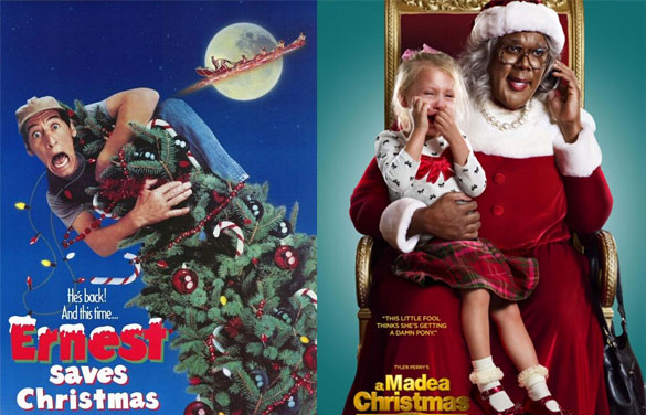 ernest madea christmas Best of the Week: Terminator Reboot Casting, Hobbit Reviewed, Geeky Holiday Gift Guides and More