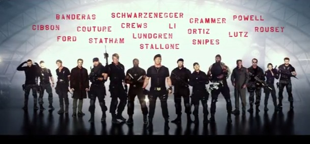expendables3 The Expendables 3 Teaser Trailer Shows You Everything You Need to Know About the Sequel