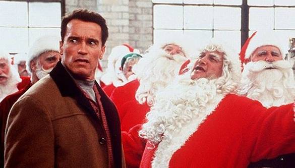 The Geek Beat: Four Things I Want For Christmas From Geeky Movies...