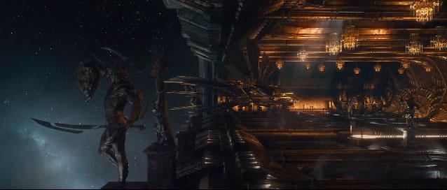 jupiter ascending Jupiter Ascending Trailer: The Wachowski Siblings Return to Big, Bold and Original Sci fi