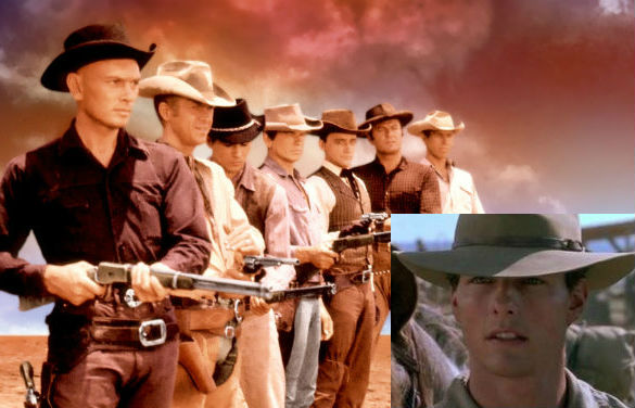 The Magnificent Seven  /  Far and Away