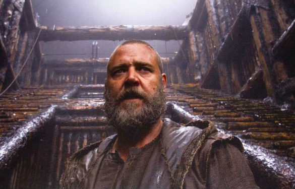 Movie News: Inside the Ark with Russell Crowe's 'Noah' (Pic); Ben Foster Leading 'Warcraft;' Ap...