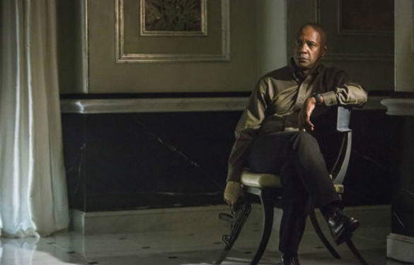Movie News: Denzel Washington Is 'The Equalizer' (Pic); 'Indiana Jones 5' Update; 'Anchorman 2'...