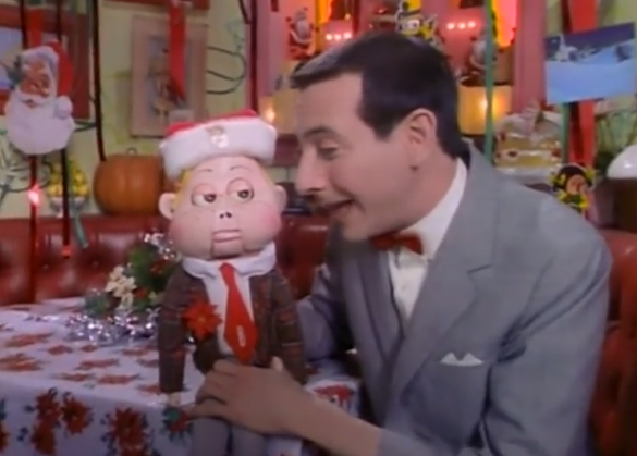 '80s Overload: See Joan Rivers, Oprah, Cher and More in 'Christmas at Pee-wee's Playhouse'...