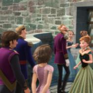 Did You Know Rapunzel From 'Tangled' is Hidden in 'Frozen'?