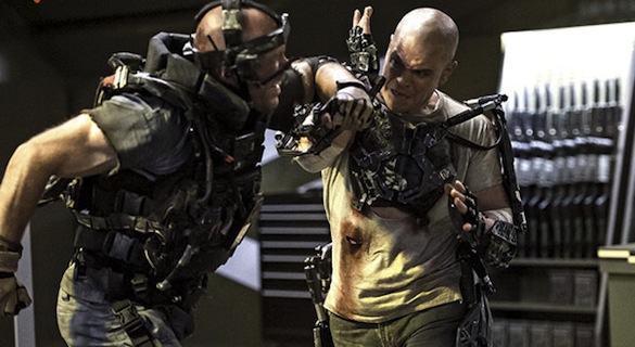 sci fi awards elysium The Last Sci Fi Blog: The 2013 Science Fiction Movie Awards
