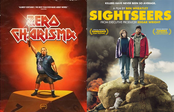 The Best Double Features of 2013: 'Zero Charisma' and 'Sightseers'...