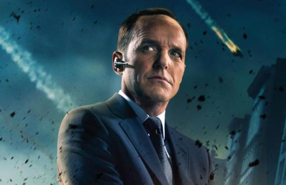 Avengers Agent Coulson
