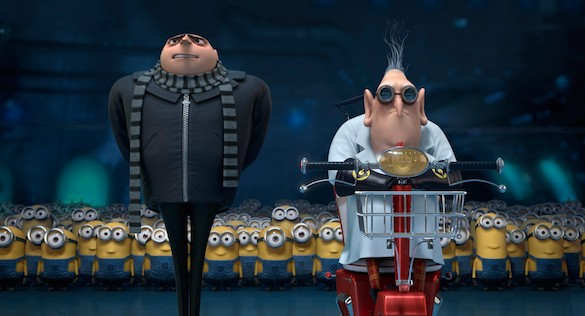 Despicable%20Me Animated Movie News Roundup: Despicable Me 3 Waits For 2017, Plus a New How the Grinch Stole Christmas