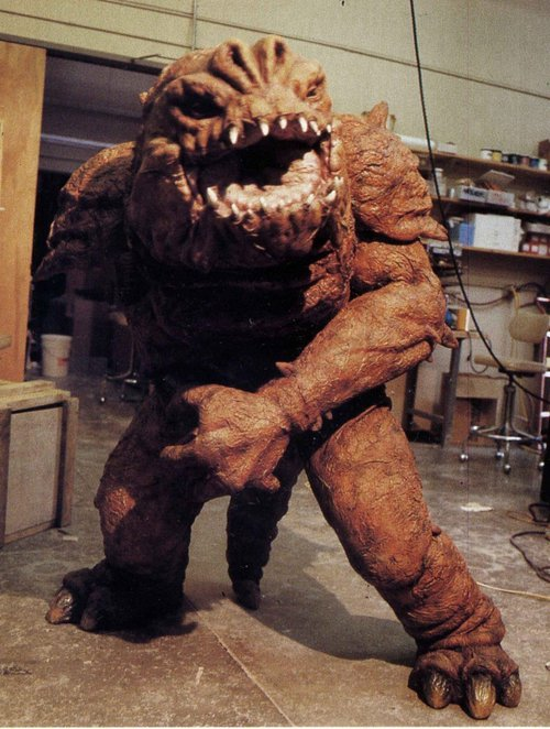 Return of the Jedi Rancor Costume