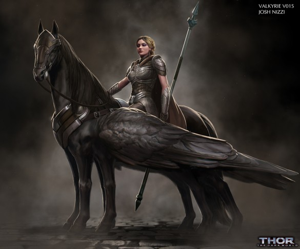 Valkyrie concept art 3