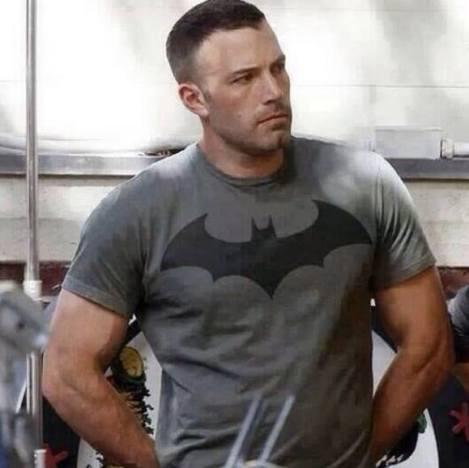 affleckinbatshirt Comics on Film: Why the Delay in Batman vs. Superman Is a Good Thing