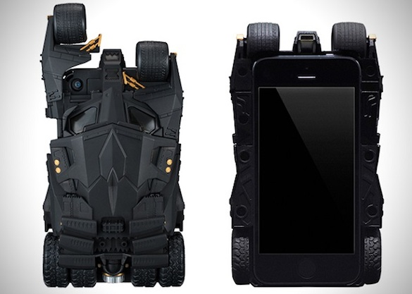 bat1 For the Dark Knight Fan Who Has Everything: A Tumbler Phone Case