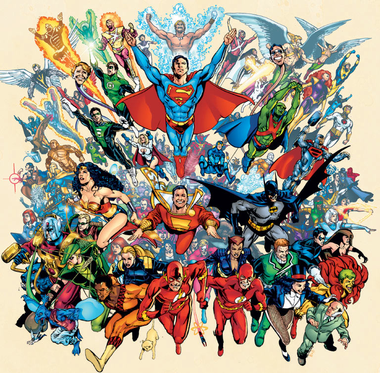 dc%20universe The Geek Beat: What the DC Superhero Movies Can Learn About Expanded Universes from Star Wars and Marvel