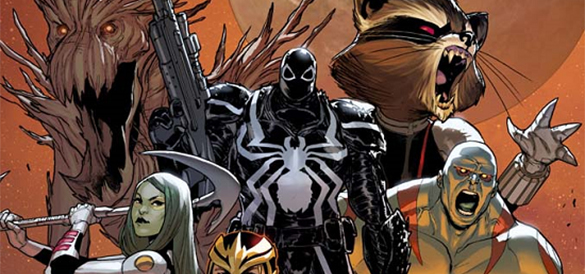 guardians venom header Marvel Studios Countdown: How Much Do the Marvel Movies Influence New Comic Books?