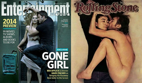 Gone Girl / Rolling Stone