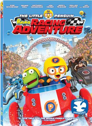 pororos racing adventure The Little Penguin: Pororos Racing Adventure Trailer Premiere   The South Korean Hit Heads to America