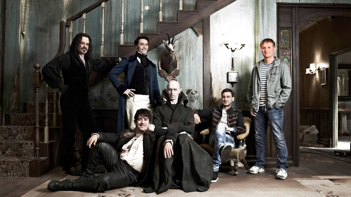 shadows What We Do in the Shadows Is a Vampire Spoof Movie That Finally Gets It Right