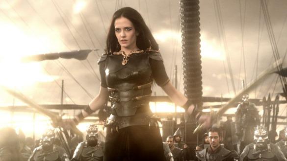 300 rise of an empire eva green Comics on Film: Ranking 2014s Comic Book Movies