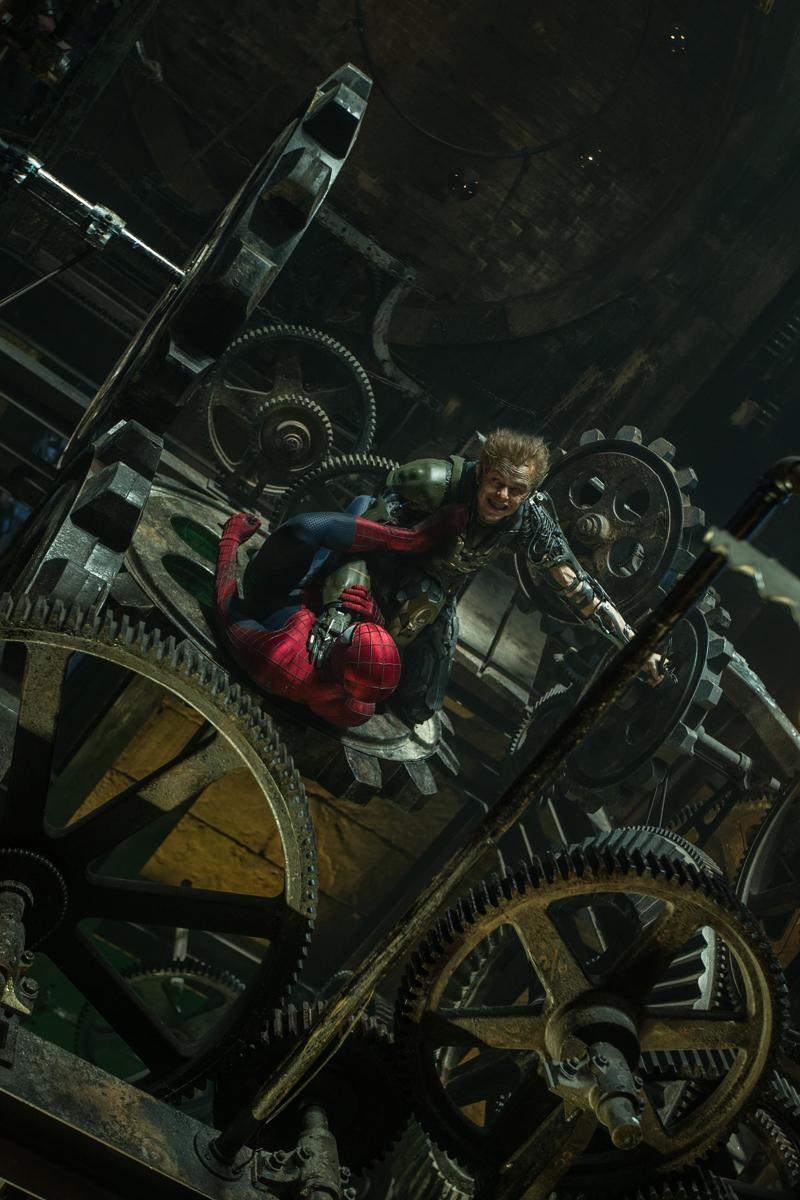 Green Goblin amazing spider-man 2