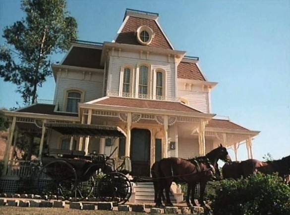 Bates House in Captains and Kings miniseries