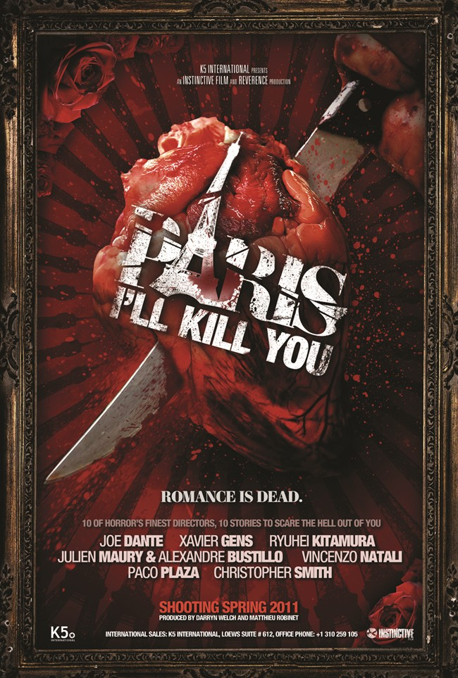 ParisIllKillYou This Fear Paris Trailer Does a Great Job Teasing the Next Great Horror Anthology