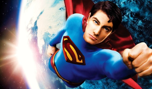 Superman Returns banner