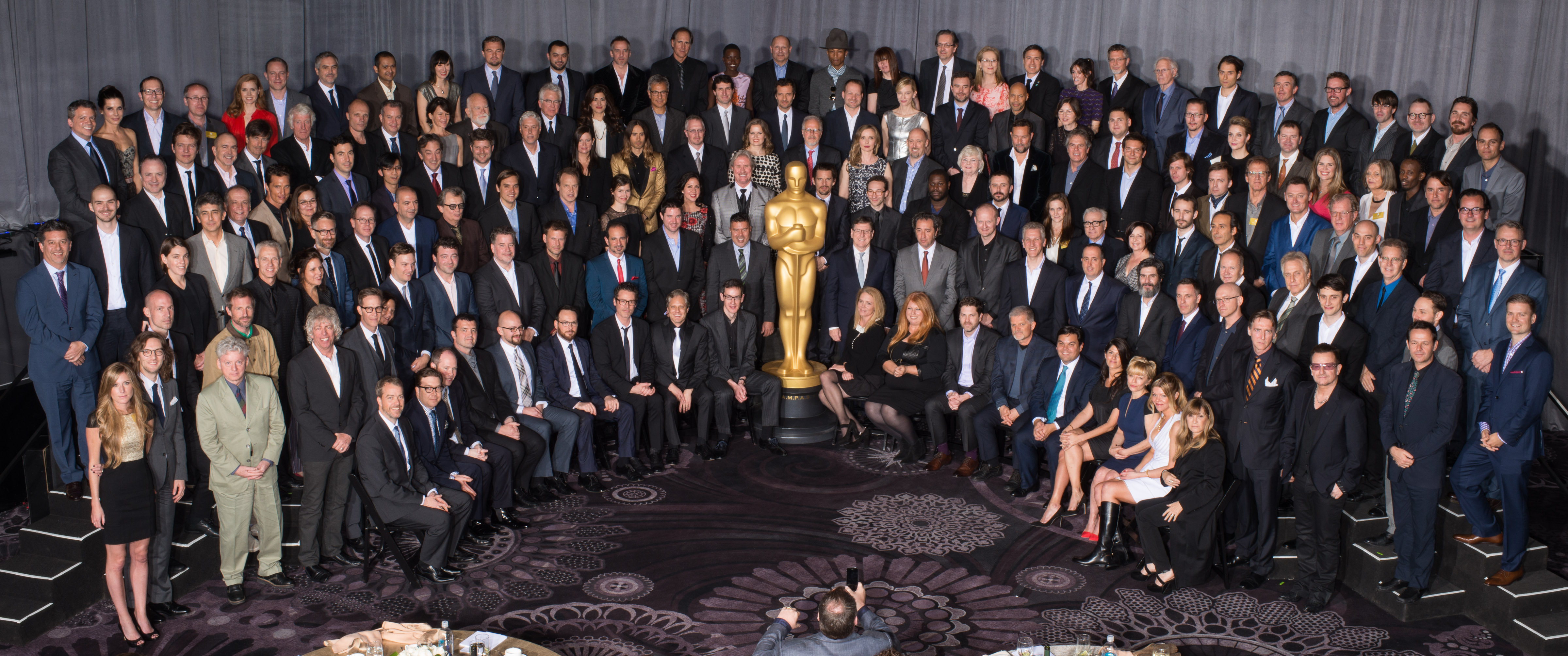 academy award nominees a record number of academy award nominees more