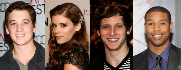 fantastic four cast Fox Has Found its New Fantastic Four Cast