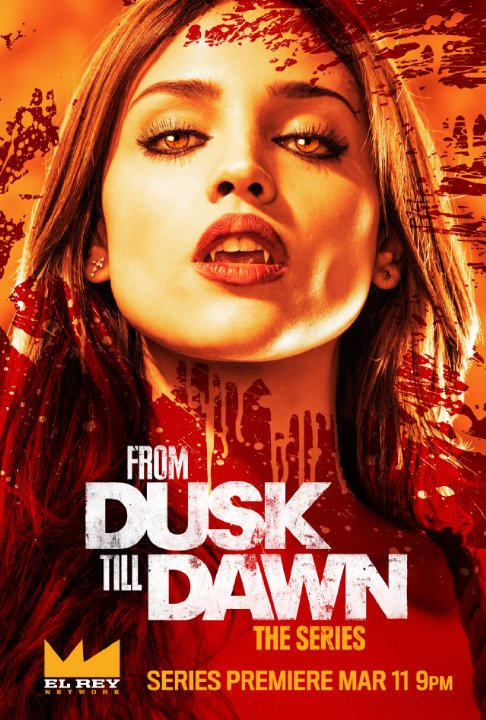 from dusk till dawn series poster From Dusk Till Dawn: The Series: Heres Why Robert Rodriguezs Bold Experiment Might Surprise You