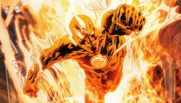 header torch Marvel Studios Countdown: How Important Is Race to Fantastic Four?