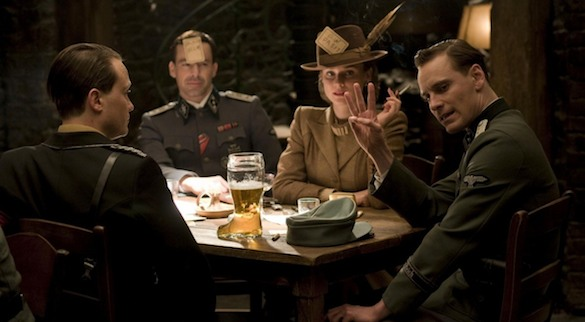 inglourious%20bastards%20pub Your Top Three: Movies Set During WWII
