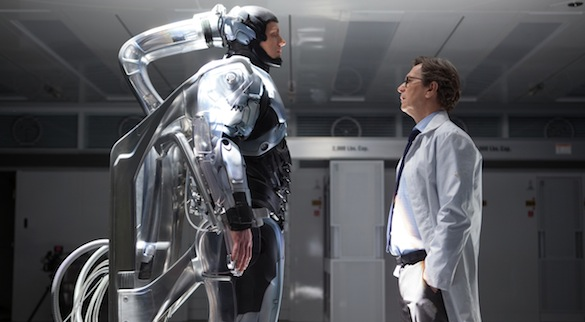 last sci fi blog robocop remake The Last Sci fi Blog: The RoboCop Remake Is Almost a Really Good Movie