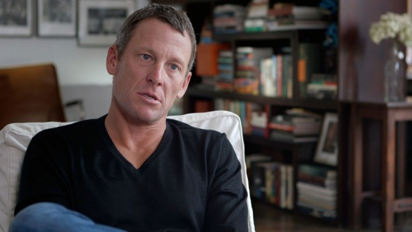 the armstrong lie image01 Best of the Week: Alex Gibney on The Armstrong Lie; Coolest Movie Sets; RoboCop Past, Present and Future