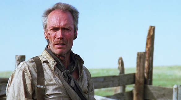 unforgiven eastwood Your Top Three: Favorite Best Picture Oscar Winners