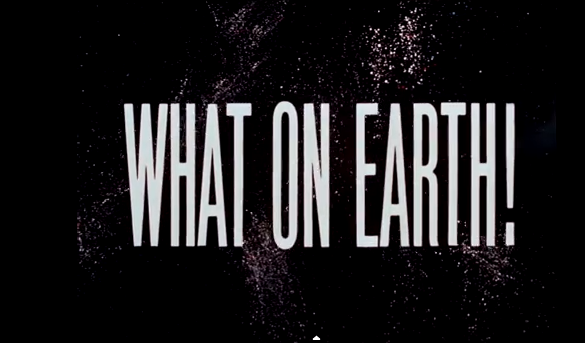 whatonearth If Aliens Made Documentaries, They Might Look Like This Oscar Nominated Short Film from 1967