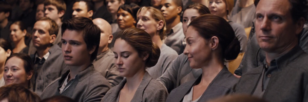 Ansel Elgort in Divergent