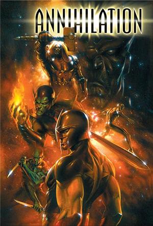 Marvel Annihliation Guardians
