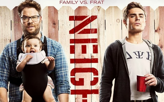 Neighbors Movie A Former Frat Bro (and Current Dad) Reviews Neighbors