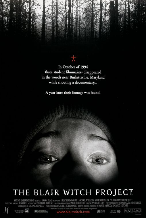 blair witch project ver3 Blair Witch Project Cocreator Eduardo Sánchez Gives Us an Update on the Films Legacy and a Potential New Sequel