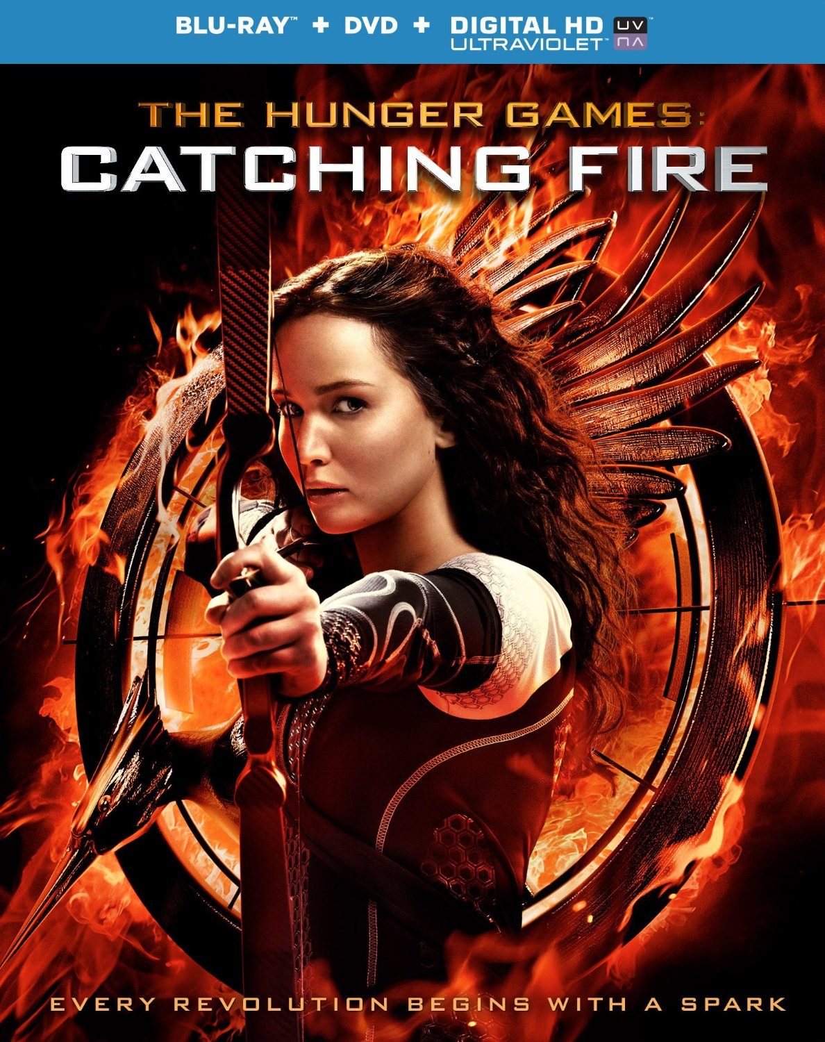 catching fire bd New on DVD/Blu ray: 12 Years a Slave and The Hunger Games: Catching Fire Both Hit Home