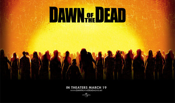 a review of dawn of the dead a film by zack snyder Dawn of the dead when the united states completely capsized by zombies, a small group of survivors attempt to escape the land of death they hide in a supermarket, but the zombies still like to go shopping so all zombies are towards supermarkets what will happen.
